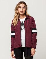 Full Tilt Stripe Womens Coach Jacket