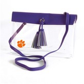 Rara Unbranded Clemson Tigers Women's Purse