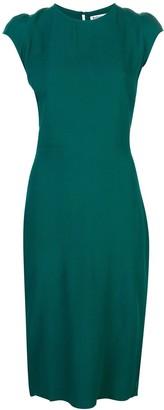 Reformation Maren open-back dress