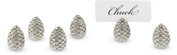 Williams-Sonoma L'Objet Pinecone Place Card Holders, Set of 6