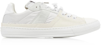 Maison Margiela Evolution Low-Top Leather Sneakers