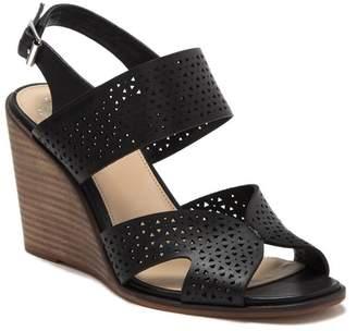 Vince Camuto Delinda Ankle Strap Wedge Sandal
