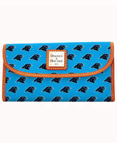 Dooney & Bourke Carolina Panthers Clutch