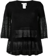 See by Chloe knit top - women - Cotton - M