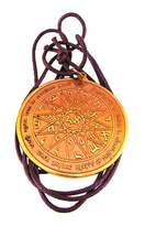 Things2Die4 Key Of Solomon Intellectual Ability Pendant Talisman Amulet