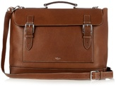 Mulberry Grained-leather Messenger Bag