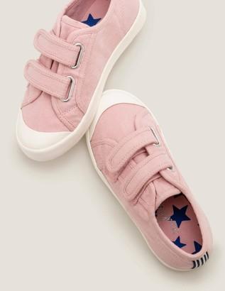 Double Strap Canvas Shoes