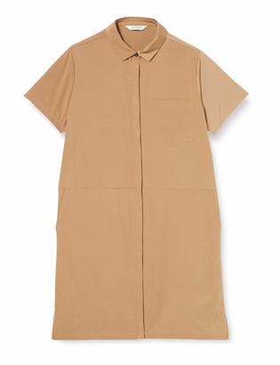 SPARKZ COPENHAGEN Women's INA Shirt Business Casual Dress