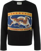 Gucci circus print sweatshirt - men - Cotton - S