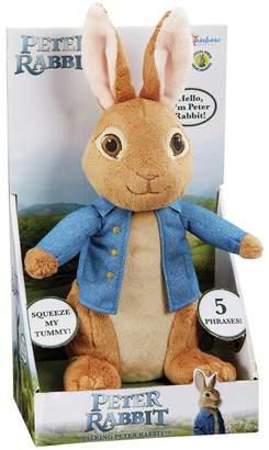 Beatrix Potter Peter Rabbit Talking Movie Peter