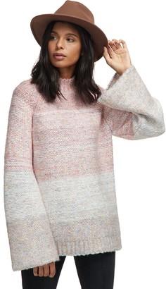 Basin and Range Chunky Knit Spacedye Sweater - Women's
