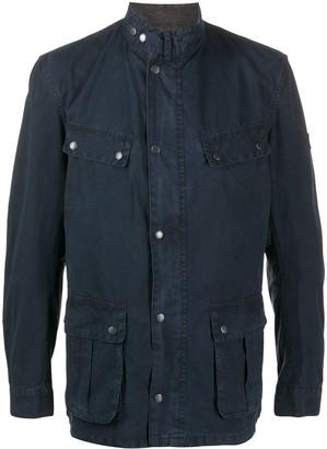 Barbour Flap Pocket Jacket