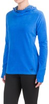 Mountain Hardwear MicroChill Lite Fleece Tunic Shirt - UPF 50, Long Sleeve (For Women)