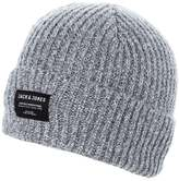 Jack & Jones Jacrib Hat Light Grey Melange
