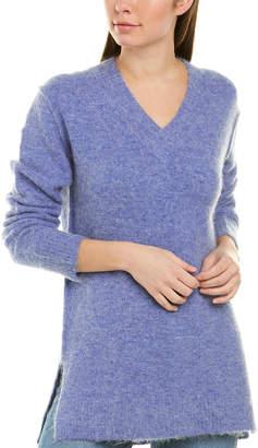 Magaschoni Alpaca & Wool-Blend Sweater