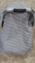 Etsy Carseat Tent - Gray Fish Hooks Carseat Canopy, Tent, Fishing