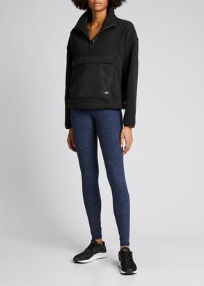Alo Yoga Blackcomb Fleece Pullover w/ Front Pocket