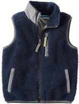 Carter's Boys 4-8 Sherpa Vest