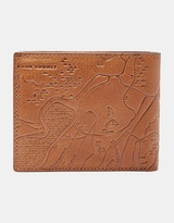 Fossil Eric Brown RFID Large Coin Pocket Bifold