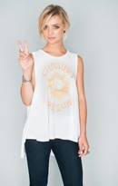 MUMU Jolo Tank ~ Chasing The Sun Graphic