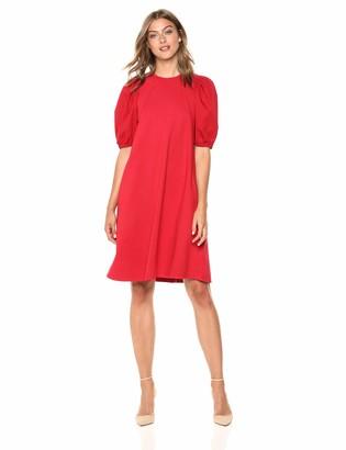 Velvet by Graham & Spencer Women's Siami Structured Cotton Dress