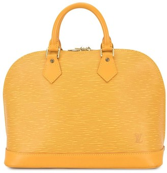 Louis Vuitton pre-owned Alma tote bag