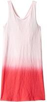 Splendid Littles Dip-Dye Cross Back Dress Girl's Dress