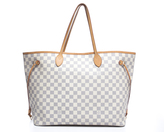 Louis Vuitton Damier Azur Neverfull GM Bag