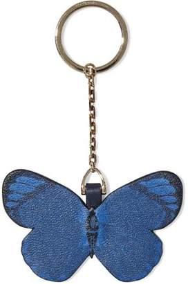 Valentino Garavani Printed Leather Keychain
