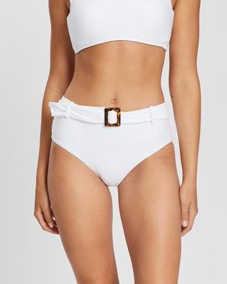 Seafolly Capri Sea Wide Side Retro Bikini Pants