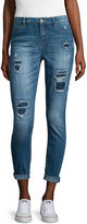 Vanilla Star Destructed Skinny Jeans