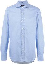 Fay printed shirt - men - Cotton - 41