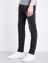 Calvin Klein Slim-fit skinny mid-rise jeans