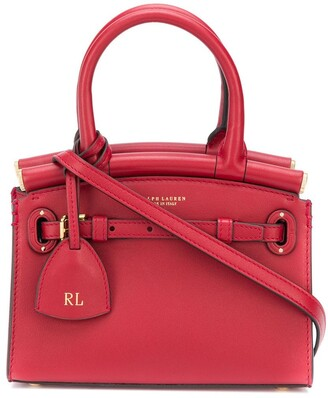 Ralph Lauren Small Structured Tote Bag