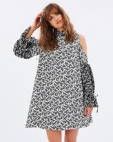 Elliatt Poet Dress