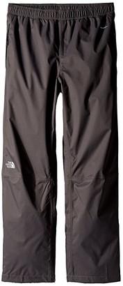The North Face Kids Resolve Pants (Little Kids/Big Kids) (Graphite Grey) Boy's Casual Pants