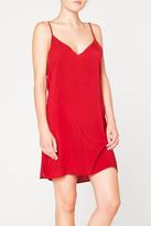 Capulet V Slip Dress