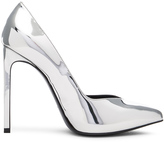 Saint Laurent Leather Paris Skinny Heels
