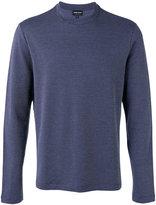 Giorgio Armani Fantasia patterned sweater