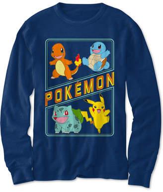 Pokemon Toddler Boys Main 4 Squad T-Shirt
