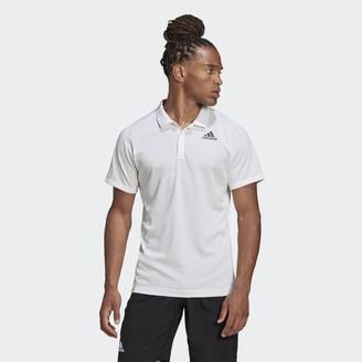 adidas Freelift Tennis Polo Shirt Heat.rdy