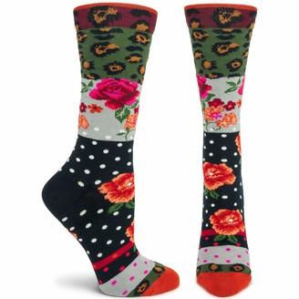 Ozone Women's Patterned Sock