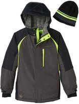 ZeroXposur Boys 8-20 Ryder Snowboard Jacket