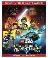 Star Wars Lego The Freemaker Adventures (Blu-ray)