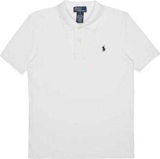 Ralph Lauren Kids Custom Fit Polo Shirt