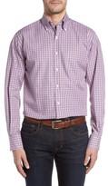 Peter Millar Men's Adams Check Sport Shirt