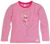 Prinzessin Lillifee Girl's L Longsleeve Stripe Lillifee Long-Sleeved T-Shirt