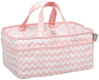 Trend Lab Pink Sky Storage Caddy