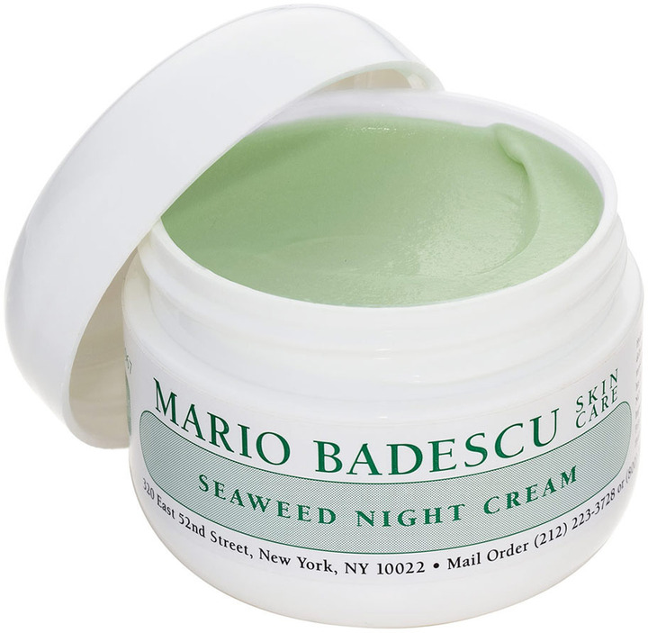 Mario Badescu Seaweed Night Cream For All Skin Types