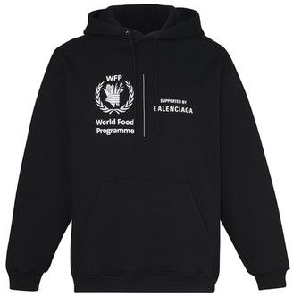 Balenciaga World Food Programme hoodie